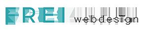 Logo FREI webdesign